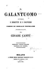 Il galantuomo, ovvero I diritti e i doveri: corso di morale popolare