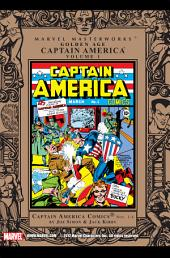 Captain America Golden Age Masterworks Vol.1