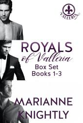 Royals of Valleria Boxed Set (Books 1-3)