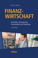Finanzwirtschaft PDF