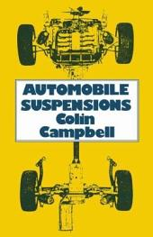 Automobile Suspensions