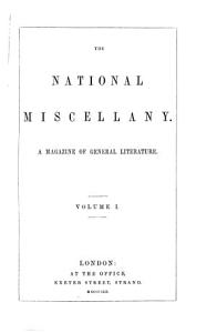 The National Miscellany
