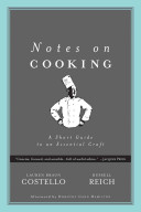 Notes on Cooking