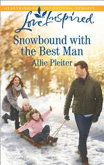 Snowbound With The Best Man (Mills & Boon Love Inspired) (Matrimony Valley, Book 2)