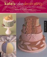 Kate s Cake Decorating PDF