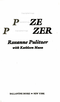 The Prize Pulitzer