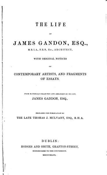 James Gandon