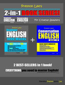 Preston Lee's 2-in-1 Book Series! Beginner English 1000 Words & Conversation English Lesson 1 - 40 For Croatian Speakers