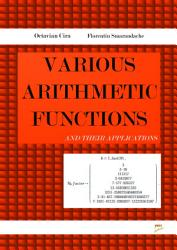 Various Arithmetic Functions and their Applications PDF