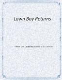 Lawn Boy Returns  a Novel Unit by Creativity in the Classroom PDF