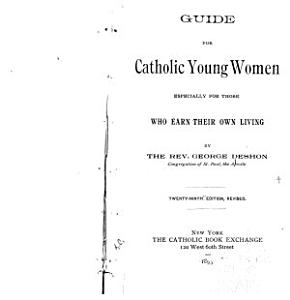 Guide for Catholic Young Women PDF