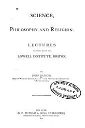 Science, Philosophy and Religion