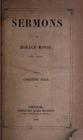 Sermons: Volume5