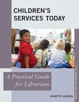 Children s Services Today PDF