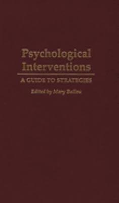 Psychological Interventions PDF