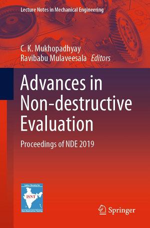 Advances in Non-destructive Evaluation