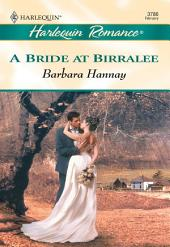 A Bride at Birralee