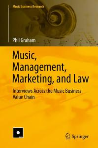 Music  Management  Marketing  and Law PDF