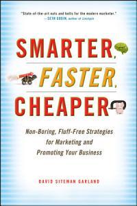 Smarter  Faster  Cheaper Book