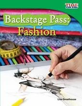 Todo acceso: Una casa de modas (Backstage Pass: Fashion)