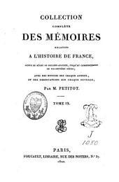 Les mémoires de messire Olivier de La Marche: augmentés d'un estat particulier de la Maison du duc Charles le Hardy composé du mesme auteur, Volume9