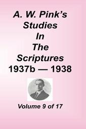 A. W. Pink's Studies in the Scriptures: Volume 9