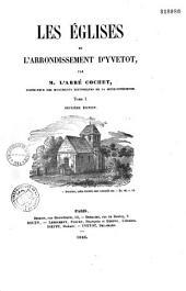Les églises de l'arrondissement d'Yvetot
