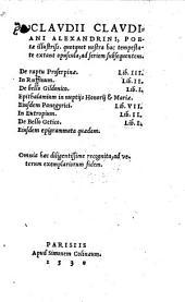Quotquot nostra hac tempestate extant opuscula ... , omnia recognita ad veterum exemplariorum fidem