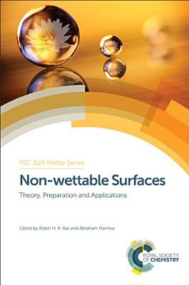 Non-wettable Surfaces