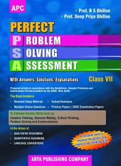 APC Perfect PSA (Problem Solving Assessment) for Class 7 - Arya Publications