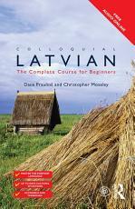 Colloquial Latvian PDF