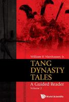 Tang Dynasty Tales PDF