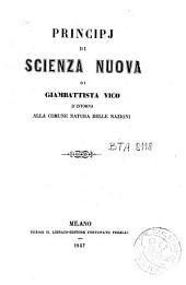 Principj di scienza nuova