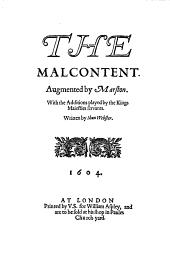 The Malcontent  1604 PDF