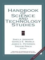 Handbook of Science and Technology Studies PDF