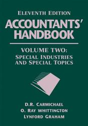 Accountants  Handbook  Volume 2 PDF