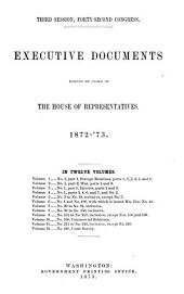 House Documents: Volume 2; Volume 267