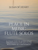 Peace In Music for Flute Solo PDF