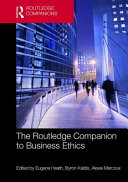 The Routledge Companion To Business Ethics Book PDF