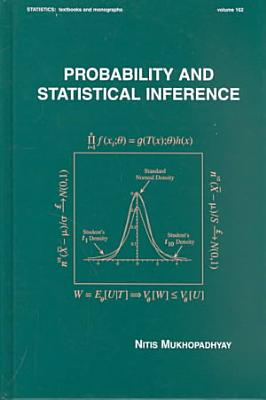 Probability and Statistical Inference PDF