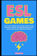 ESL Games for Teens   Adults PDF