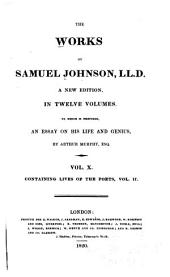 The Works of Samuel Johnson: Volume 1