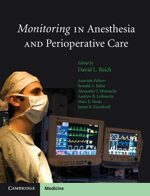 Monitoring in Anesthesia and Perioperative Care PDF