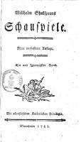 Willhelm Shakespears Schauspiele PDF