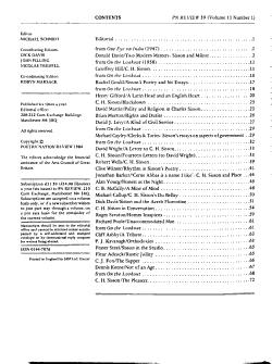PN Review 39  Vol  11  No  1 PDF