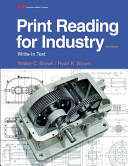 Print Reading for Industry PDF