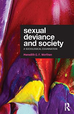 Sexual Deviance and Society PDF