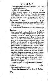 Histoire de la rebellion excitée en France par les rebelles de la religion prétendue reformée des années 1620 à 1623