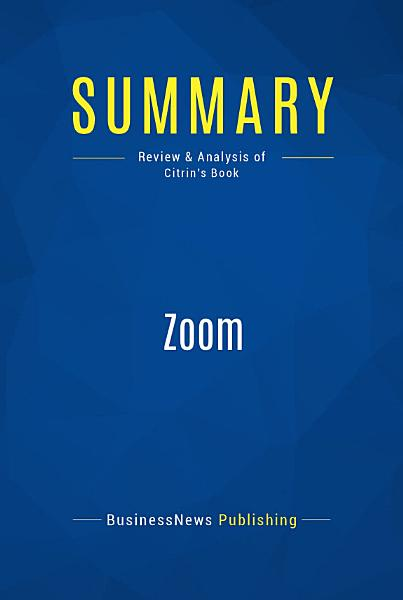 Summary: Zoom