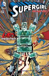 Supergirl (2011-) #27